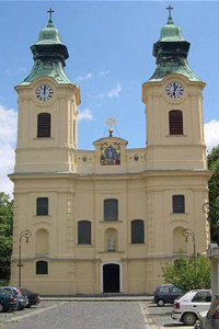 Celldömölki Nagyboldogasszony templom
